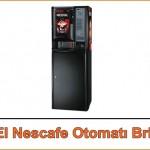 2.El Nescafe Otomatı Brio 250