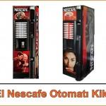 2.El Nescafe Otomatı Kikko