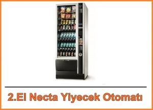 2.El Necta Yiyecek Otomatı