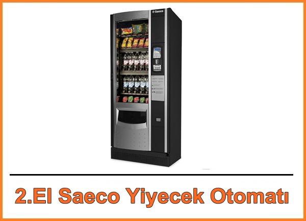 2.El Saeco Yiyecek Otomatı